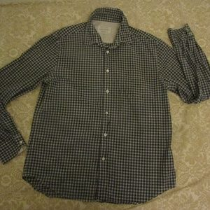 Rag & Bone Button Down Tailored Workwear L Large